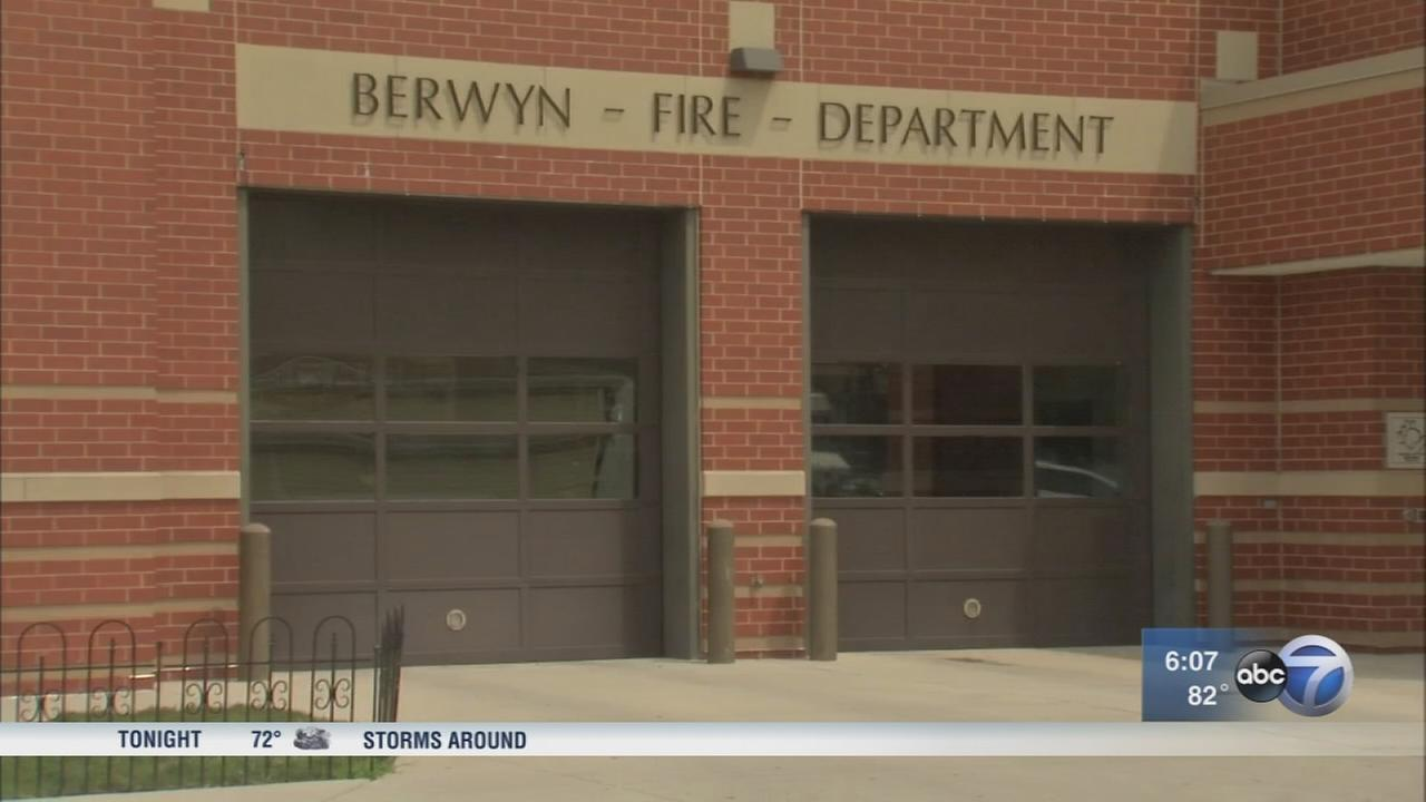 Berwyn firefighter recovering after being robbed, shot in West Town