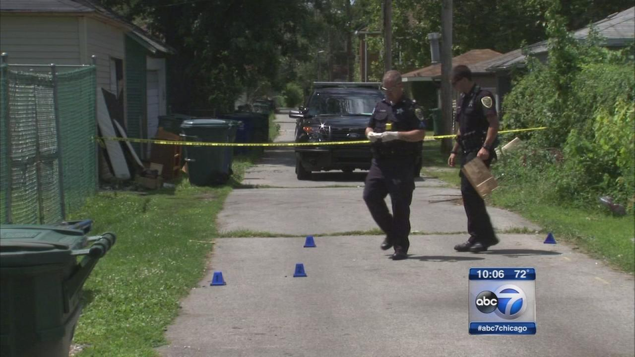 Mother, two daughters shot while in vehicle in Hammond