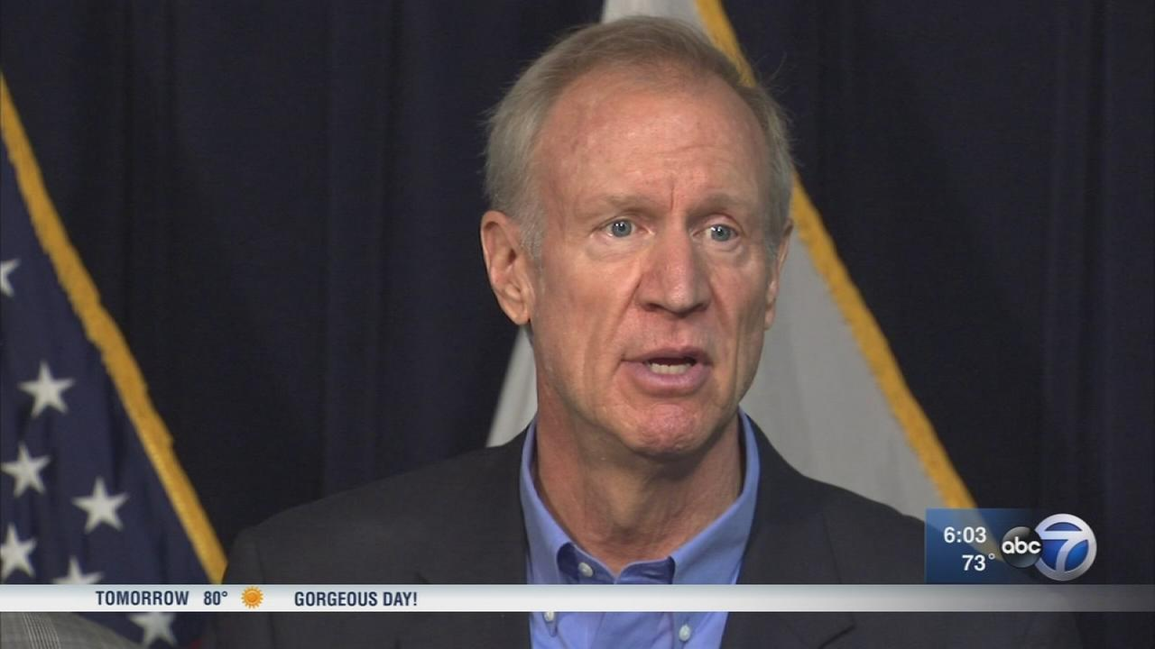 Gov. Rauner calls special session for school funding