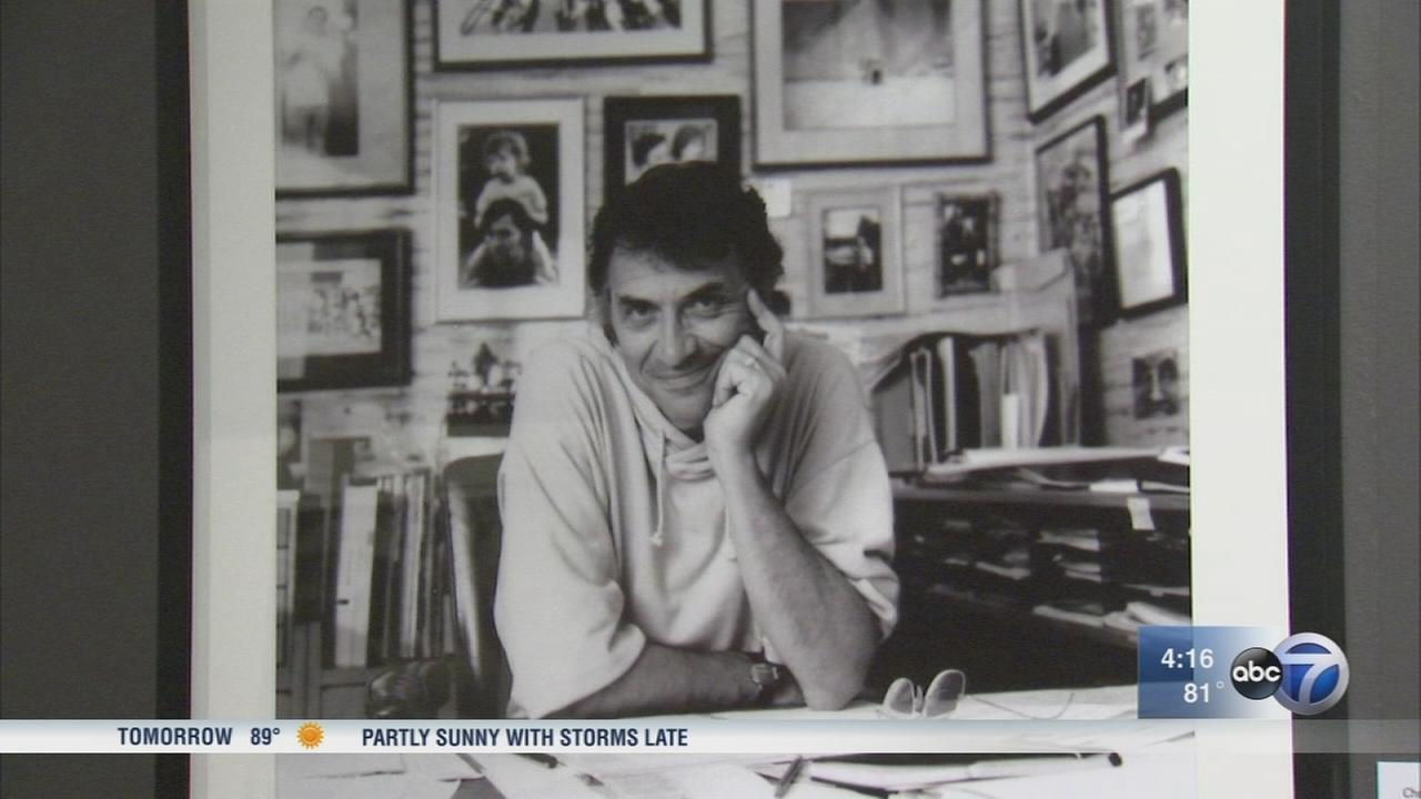 Bill Graham exhibit opens at Illinois Holocaust Museum