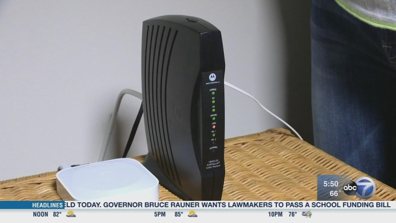 Consumer Reports: Buying your own internet router, modem