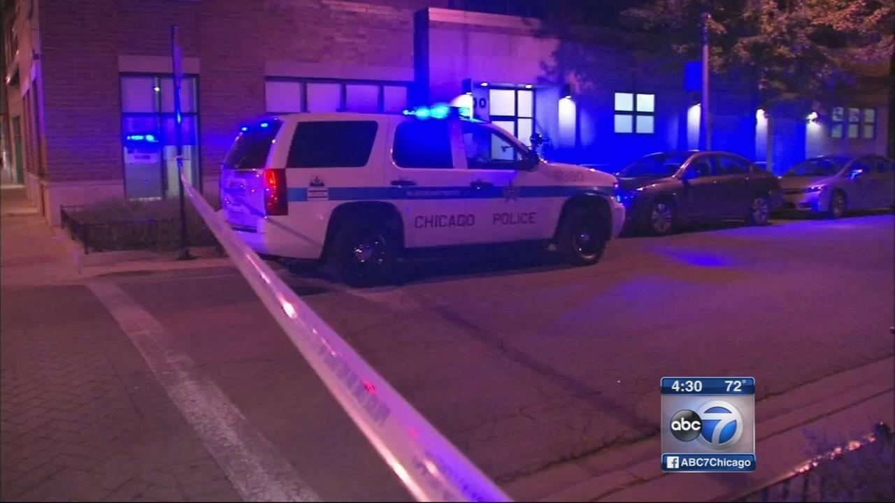 Officer hurt, suspect dead in Bucktown police shooting