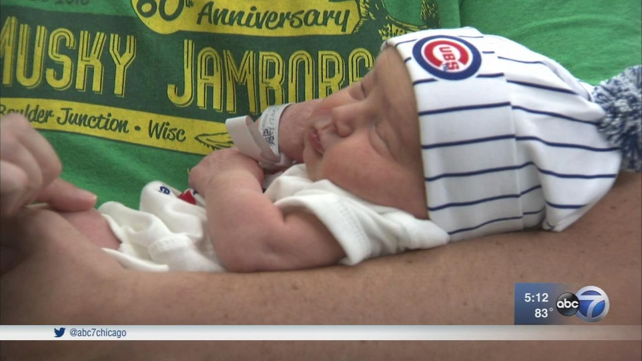 9 months later, a World Series baby boom
