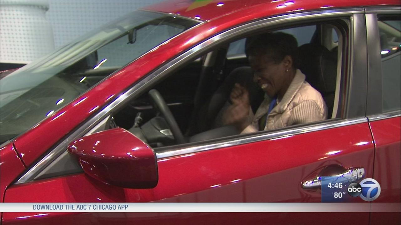 Veterans receive cars thanks to Recycled Rides Program