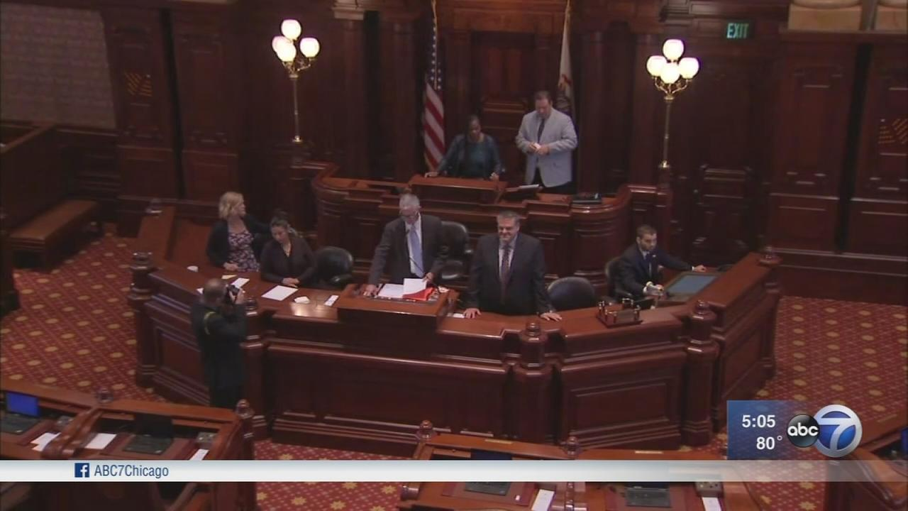 Lawmakers meet for 2nd day of school funding session