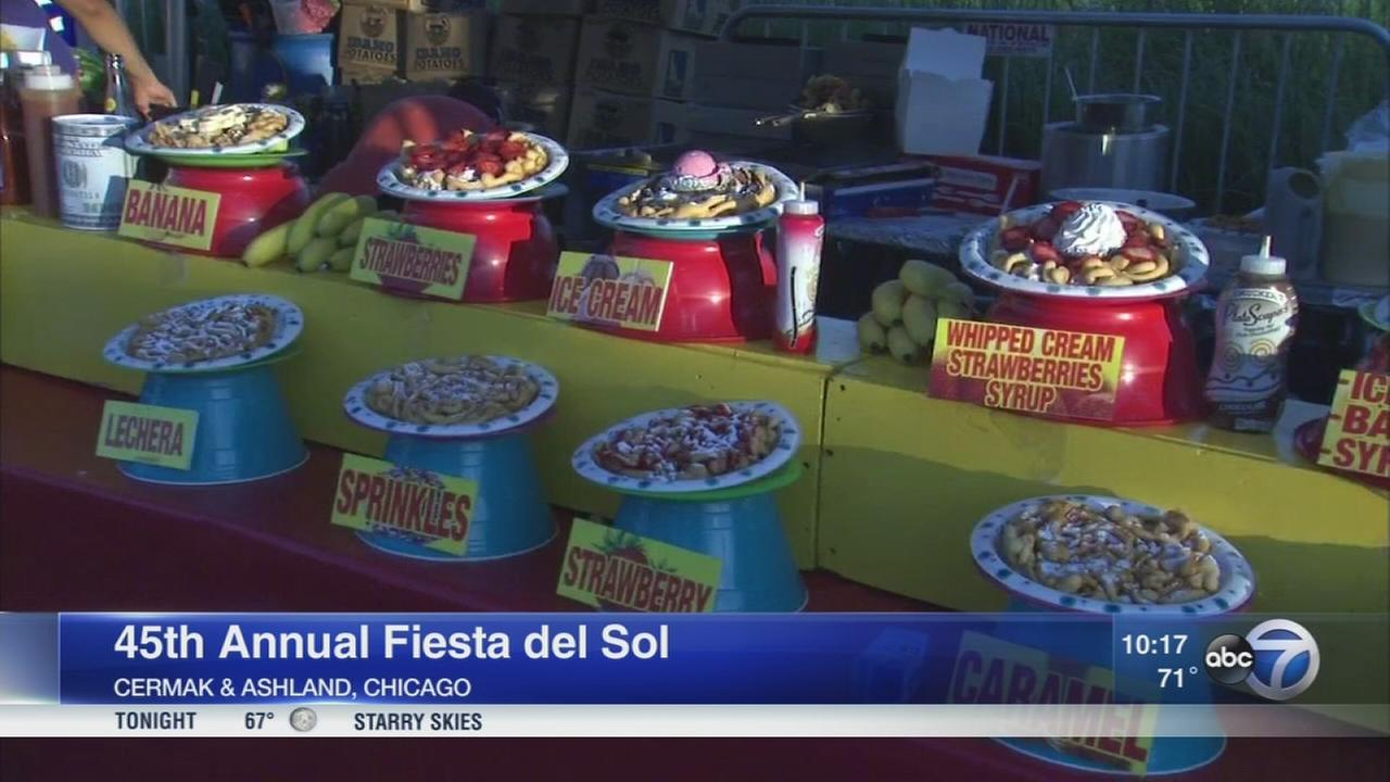 Fiesta Del Sol starts Thursday night
