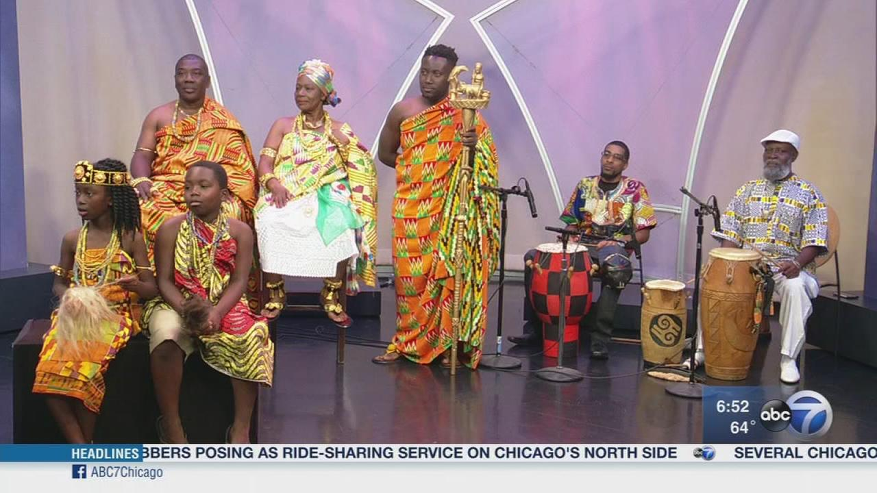 29th Annual Ghanafest in Chicago