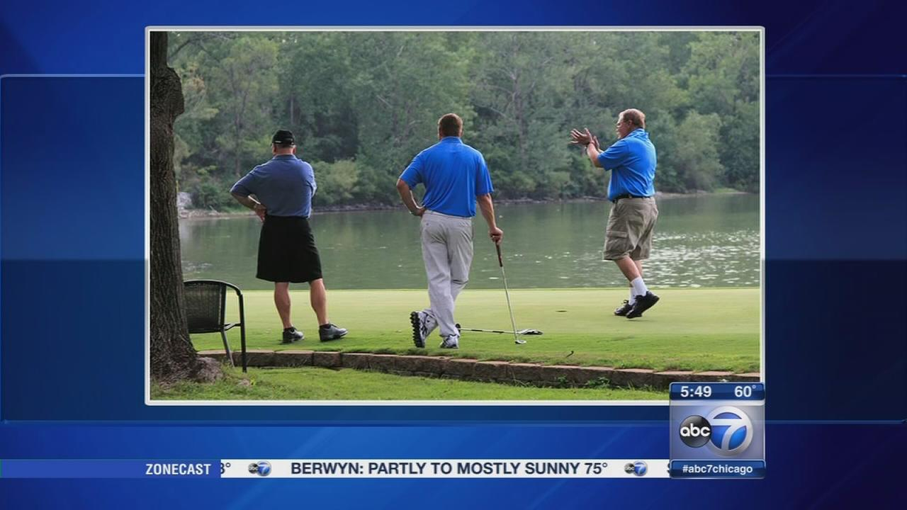 Third Annual Arnies Army Prostate Golf Outing