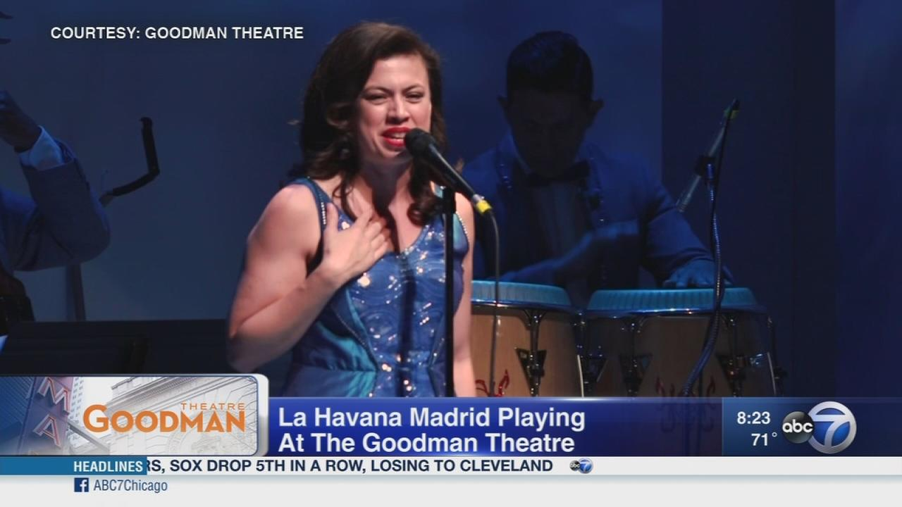 La Havana Madrid comes to Goodman Theatre