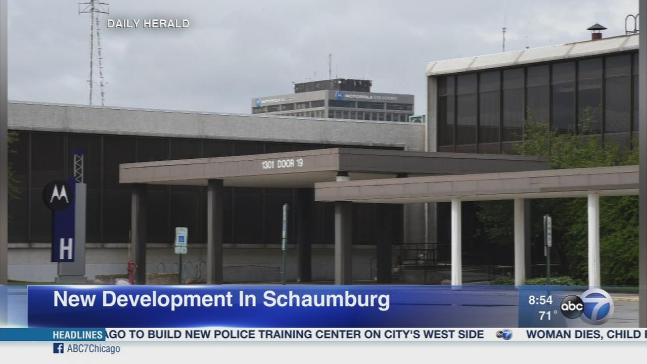 Daily Herald: Schaumburg development rivals Loop in land area