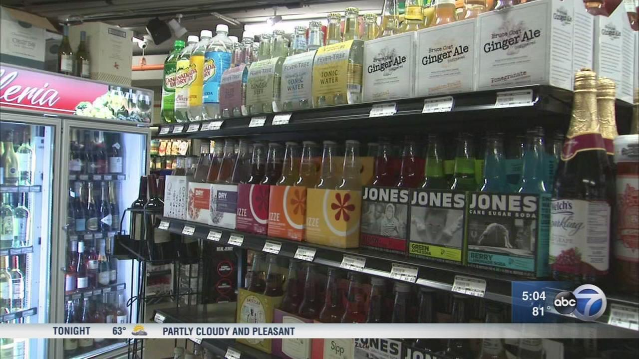 Cook County soda tax to take effect Wednesday