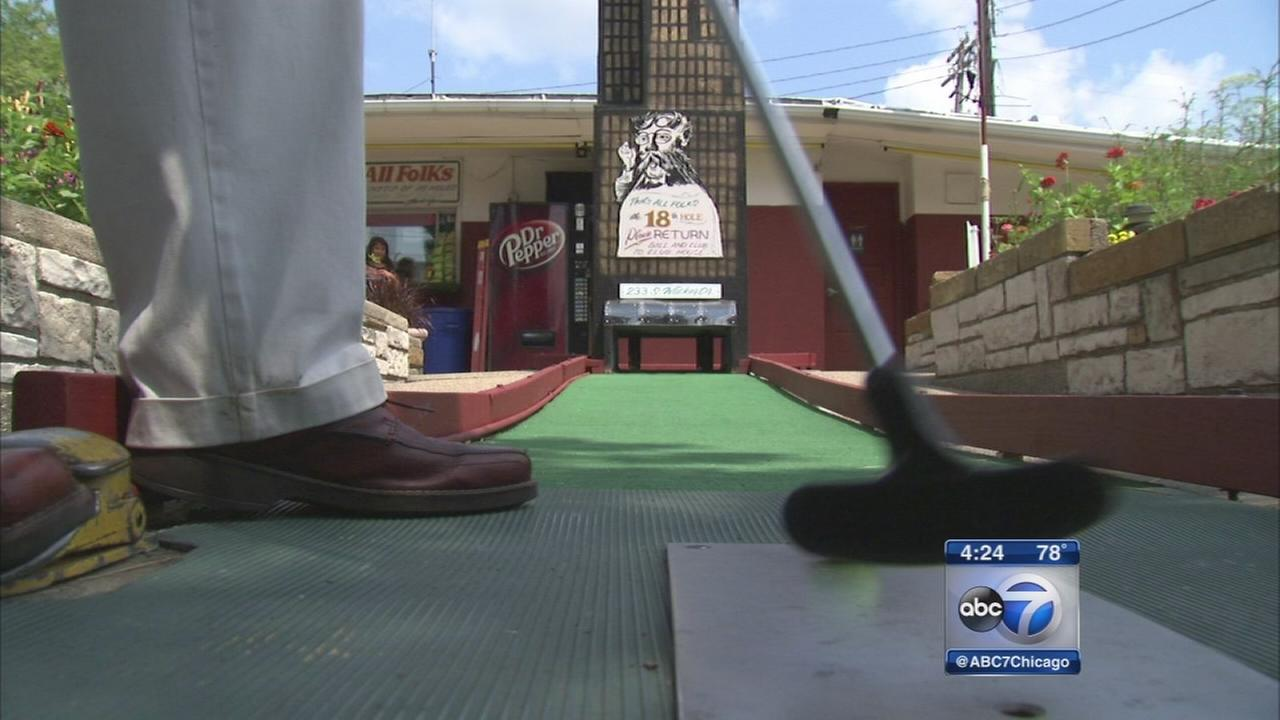 Classic mini-golf course celebrates 65 years