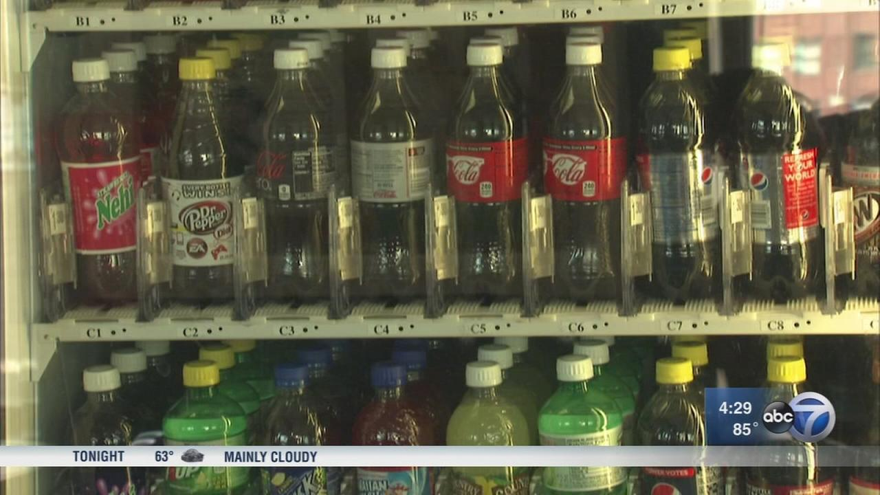 Sugary drink tax takes effect