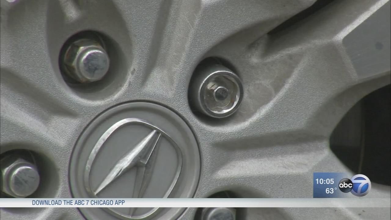 Police warn of tires, rims stolen from vehicles in Metra parking lots