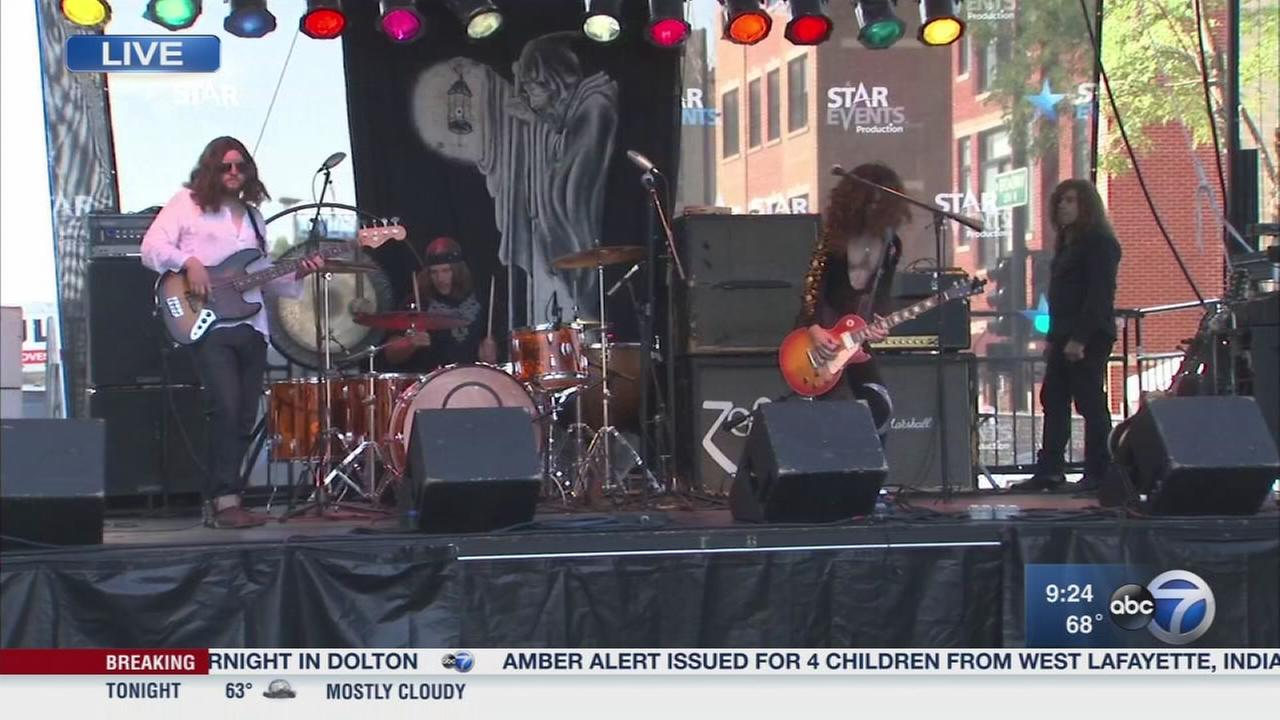 Music, food and a pet parade at EdgeFest