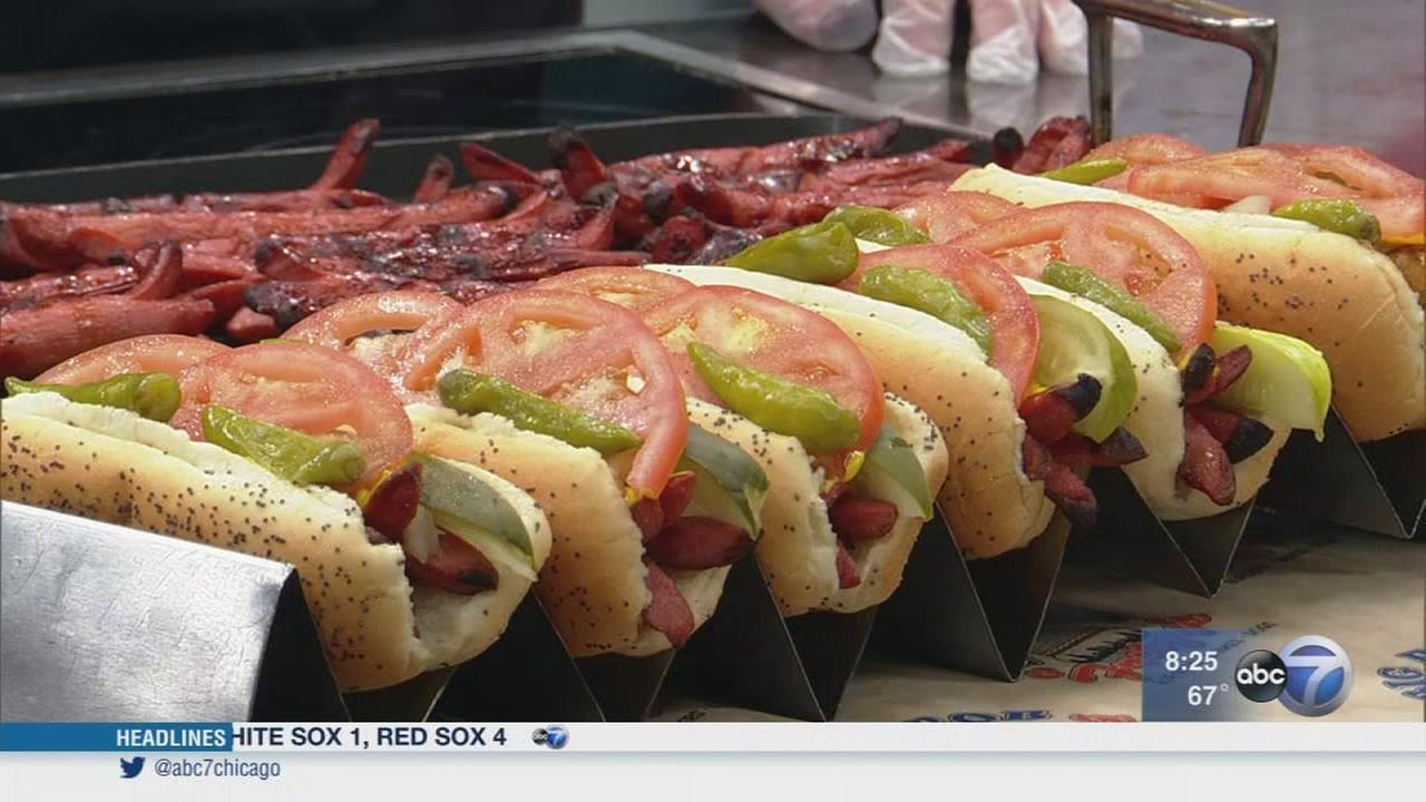 Take a bite out of history at the Chicago Hot Dog Fest