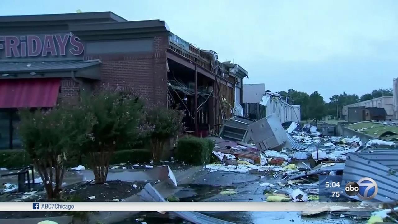 Oklahoma flooding