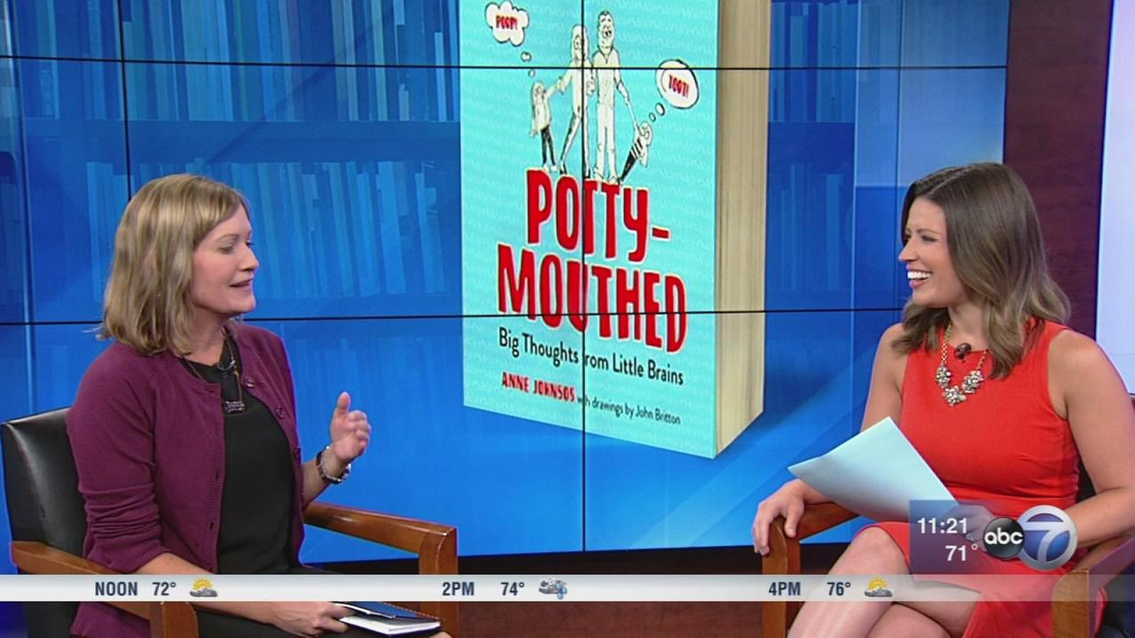Potty-Mouthed author