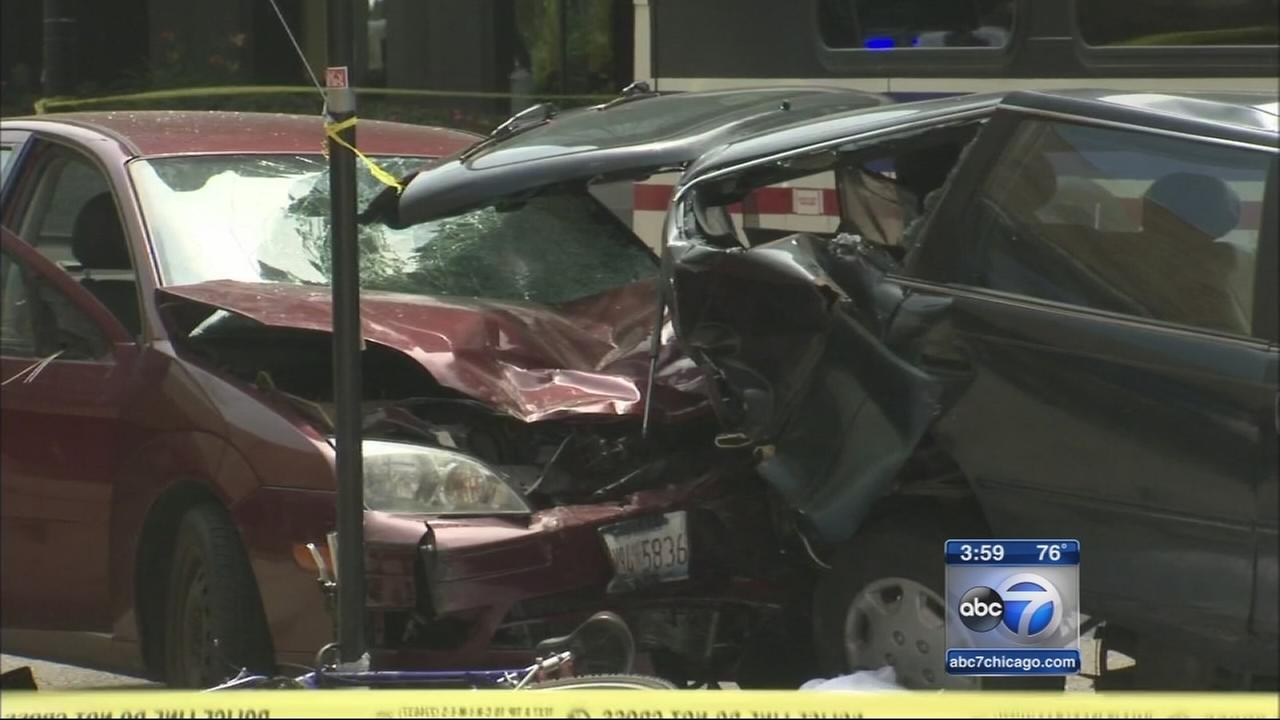 Man loading groceries killed in Edgewater crash