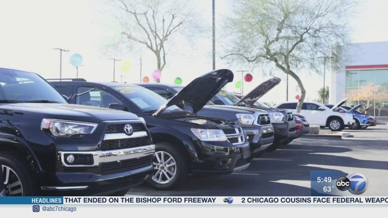 Consumer Reports: How to buy a used car