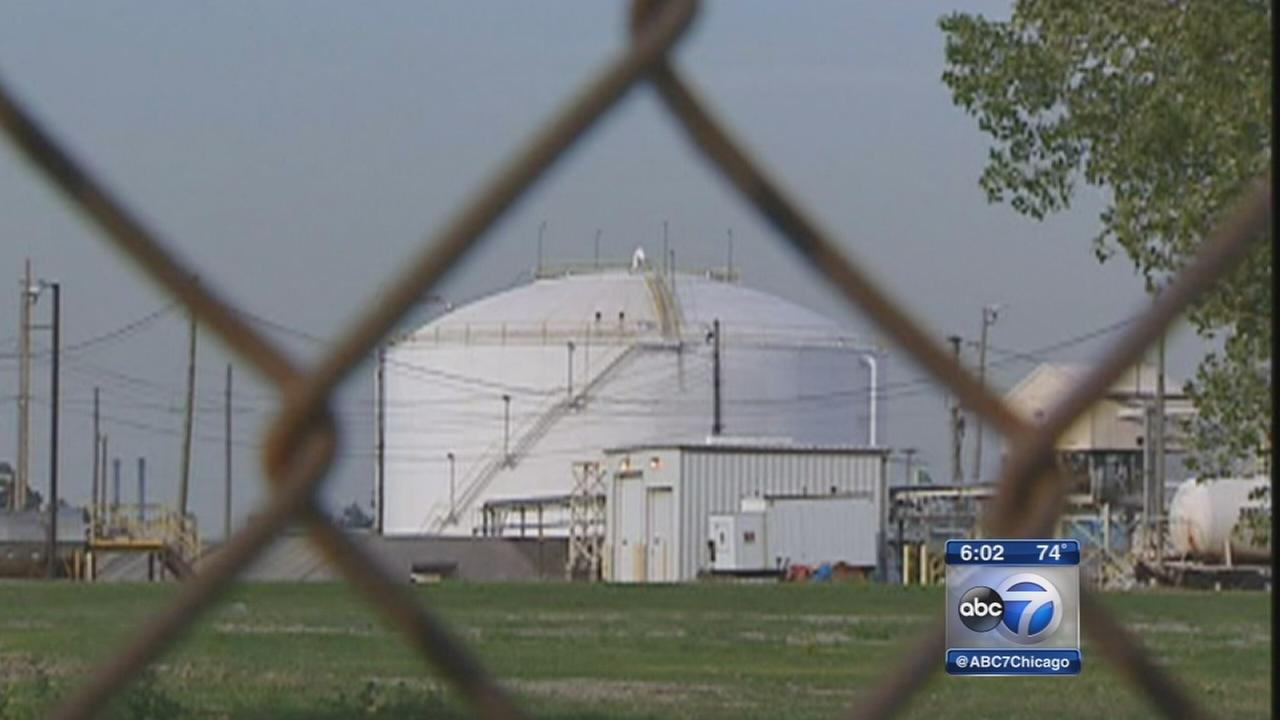Illinois chemical plant risks underestimated