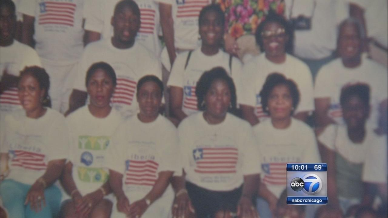 Chicago family in Liberia amid Ebola outbreak