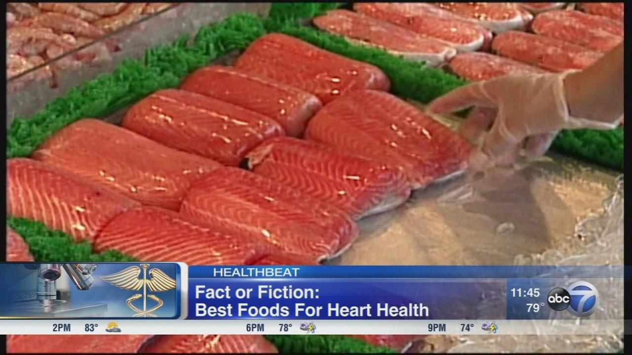 Best foods for heart health