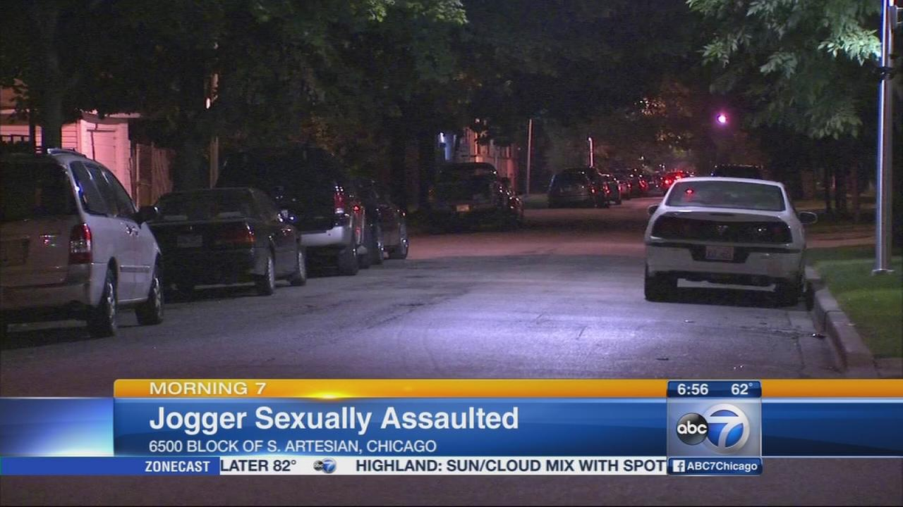 Woman sexually assaulted at gunpoint in Chicago Lawn, police say