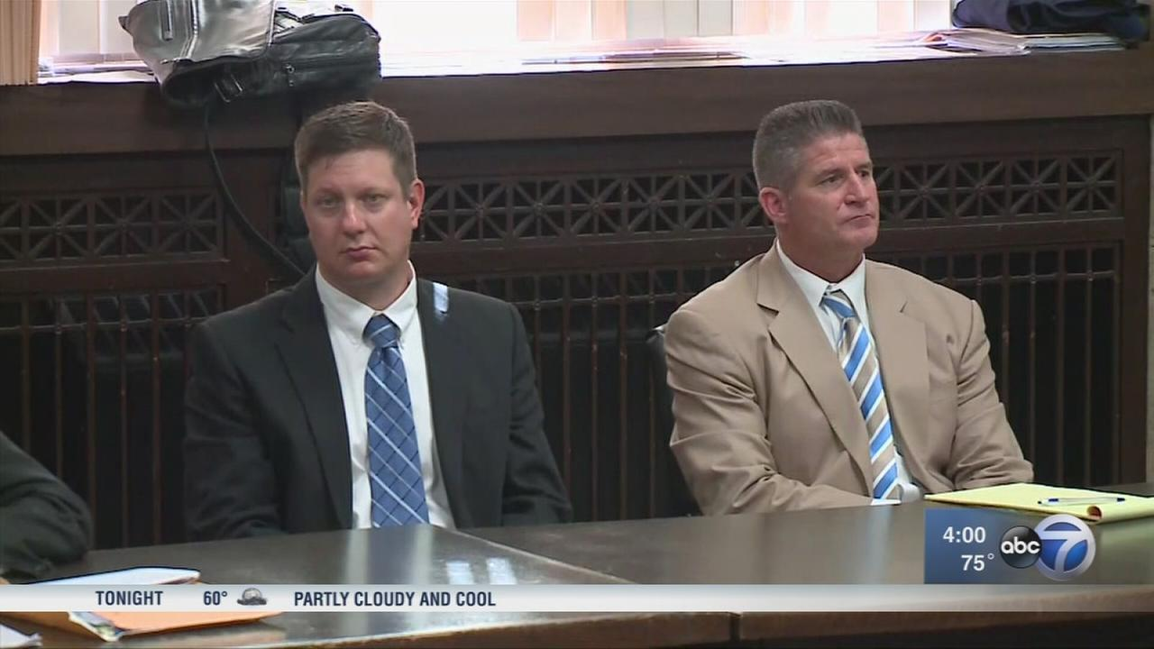 Judge rules conversations between Van Dyke, FOP reps admissible in trial