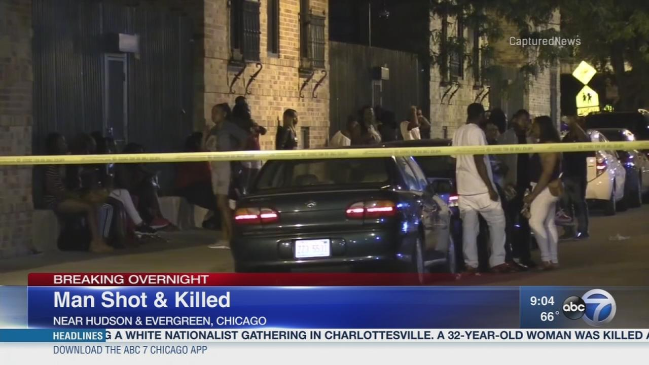 2 dead, at least 15 others shot since Friday night, police say