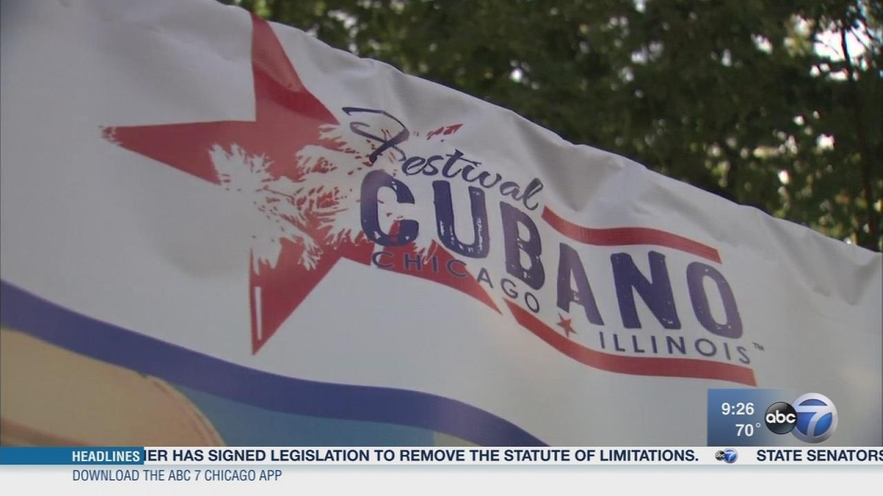 Music, food, and fun at the Festival Cubano