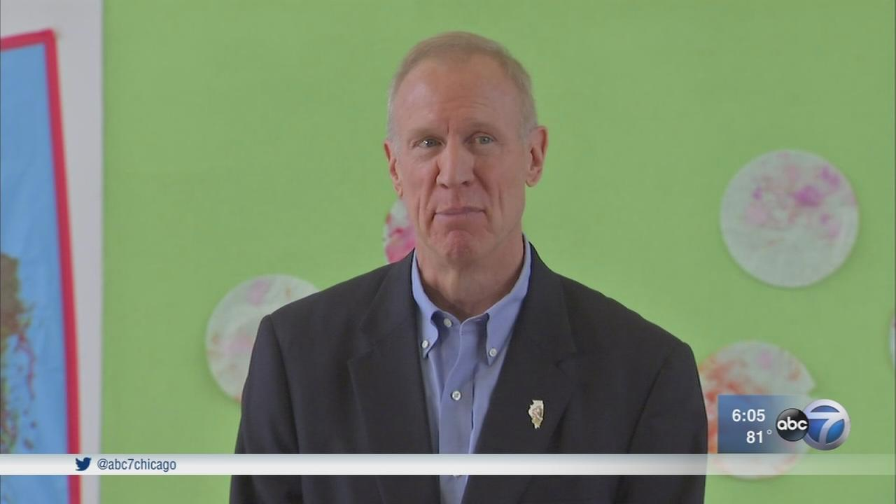 Gov. Rauner defends school funding veto