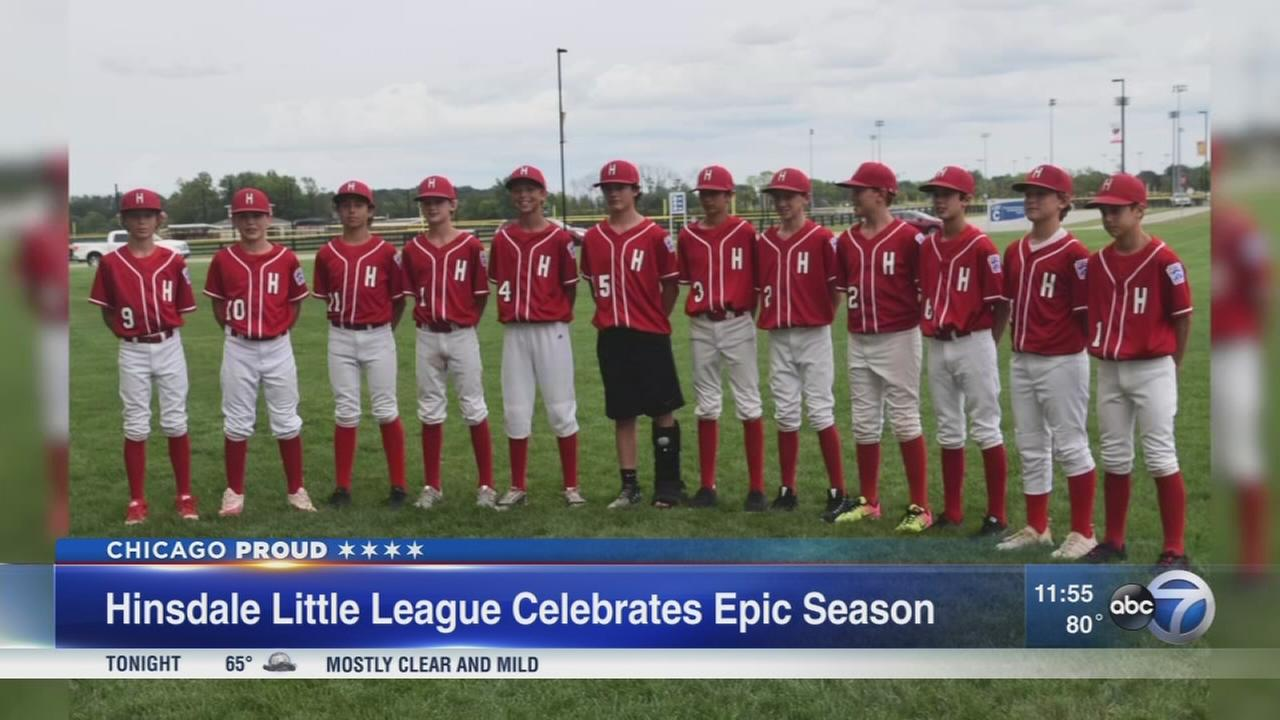 Hinsdale Little League team loses World Series bid