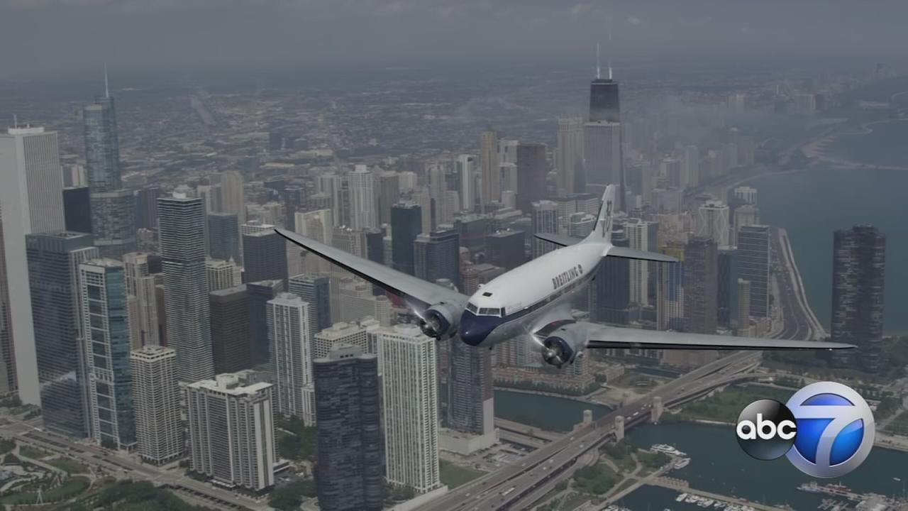 circumnaviagte flight