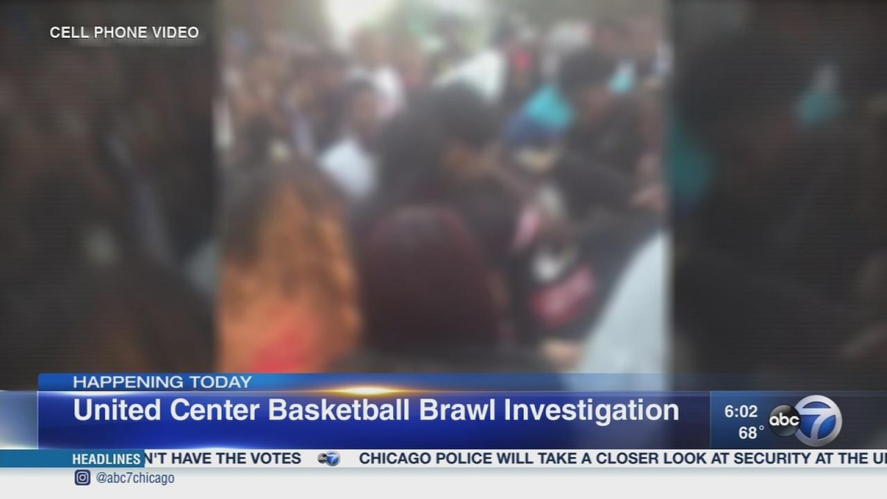 Basketball organizers speak on UC brawl