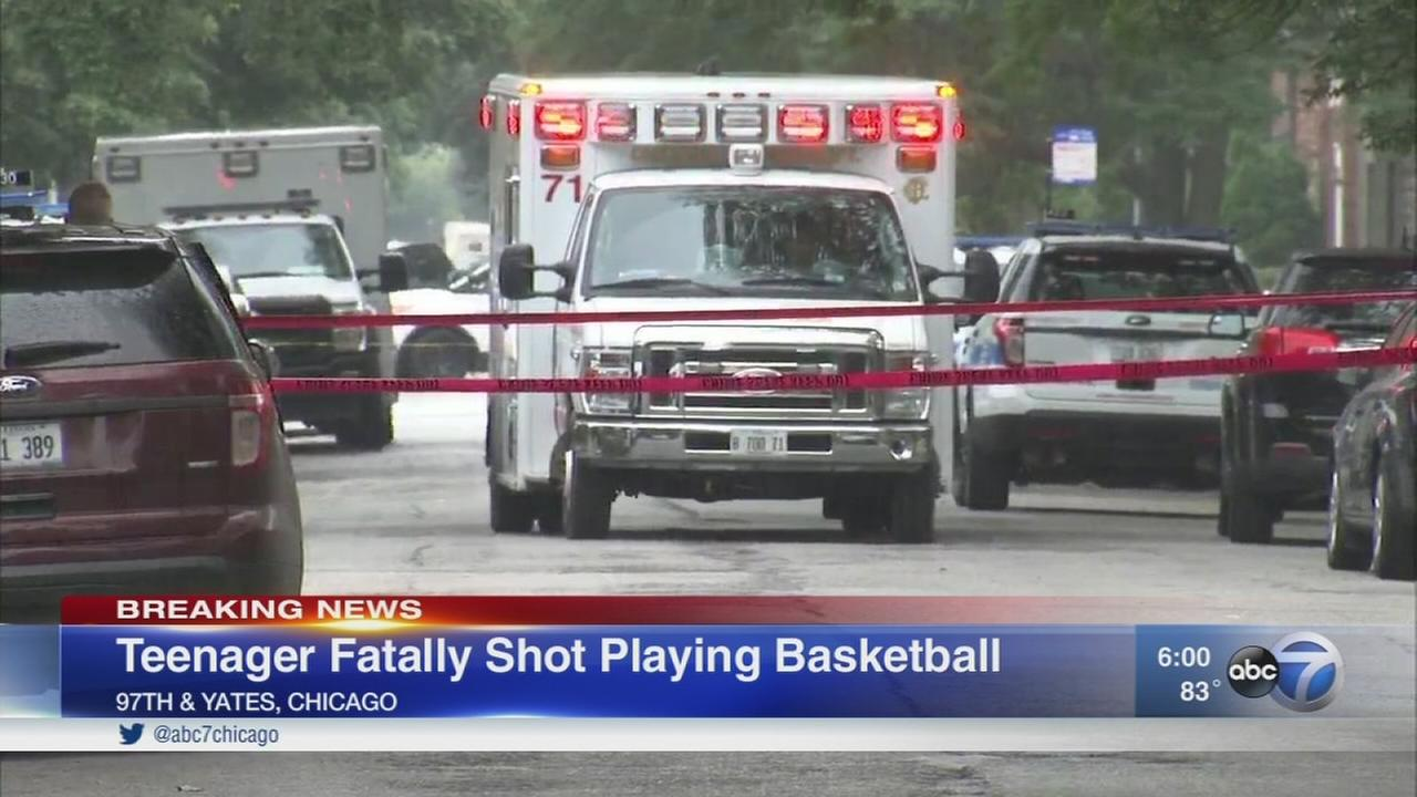 Boy, 16, fatally shot in Jeffrey Manor