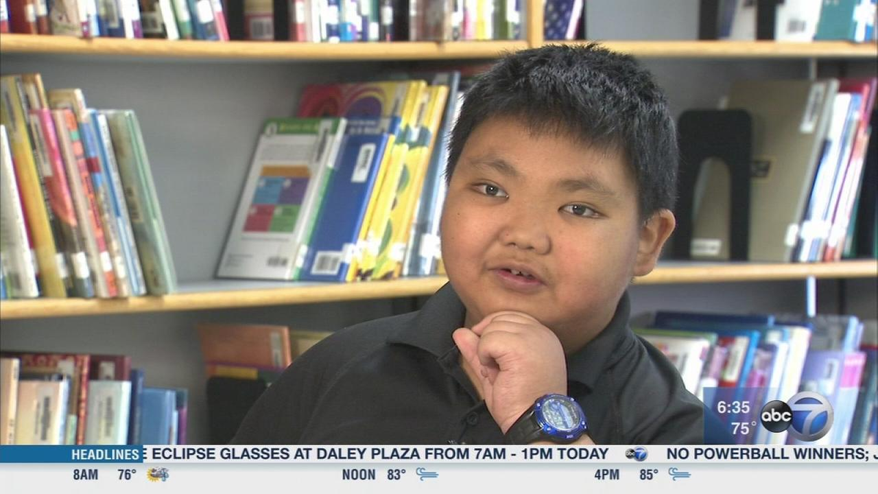 Special passenger flies high with star pilot