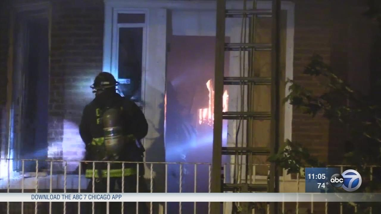Man found dead in Lawndale fire