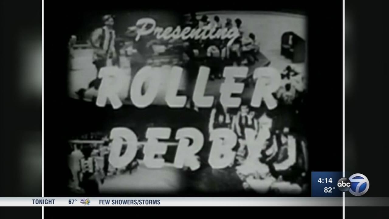 Roller derby anniversary