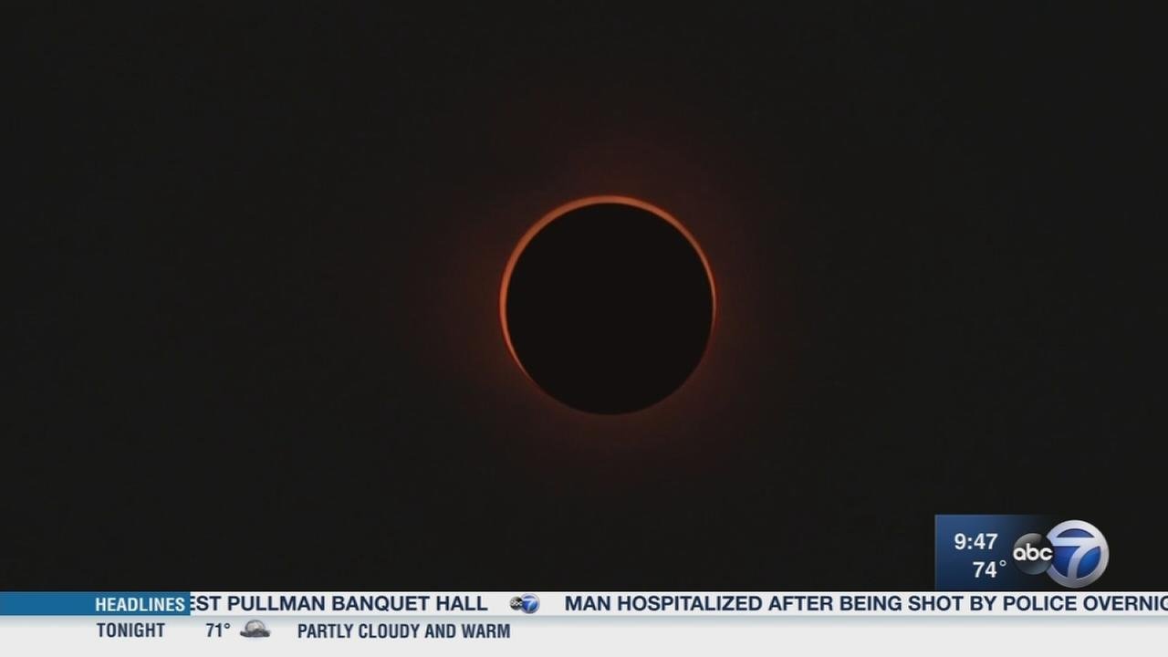 Newsviews Part 1: Solar eclipse
