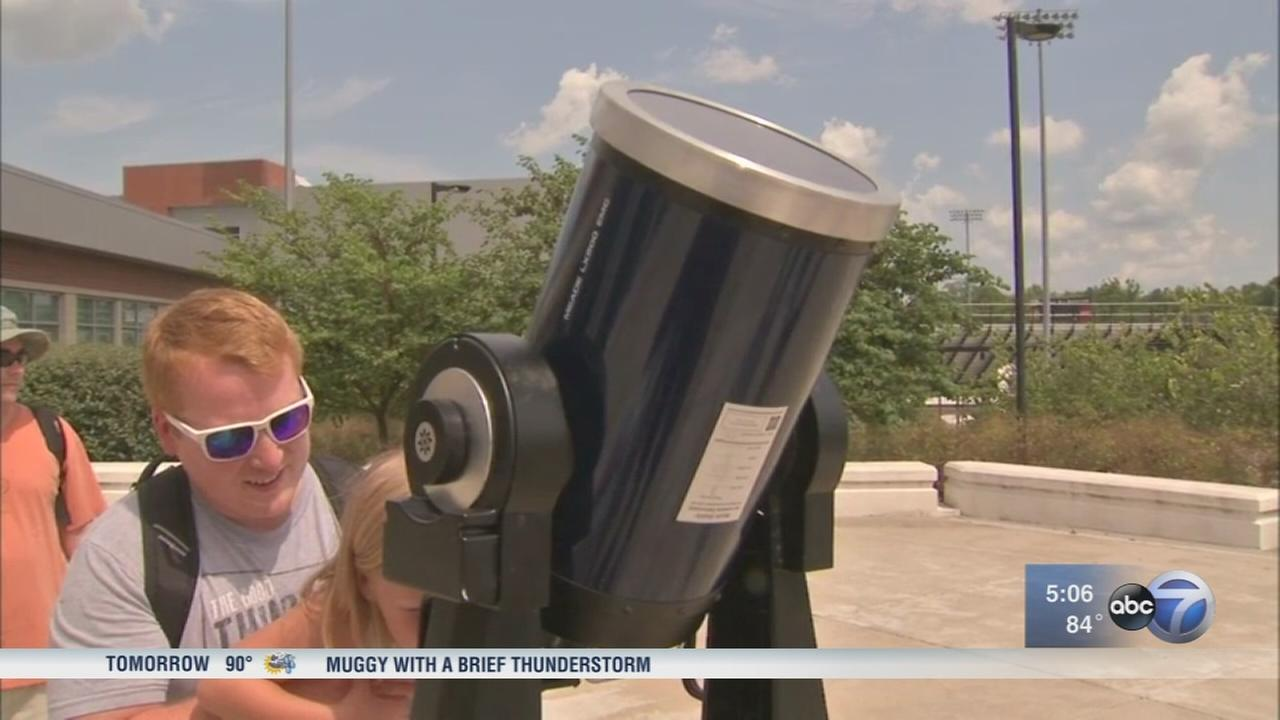 Carbondale gears up for solar eclipse