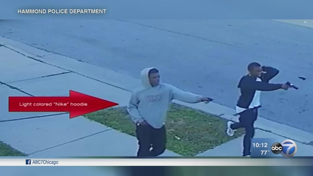 Hammond armed robbers strike 3 times in minutes