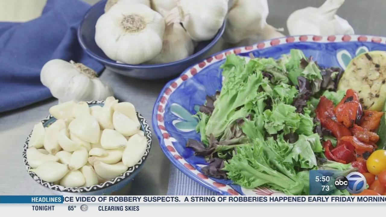 Consumer Reports: Garlic for your health