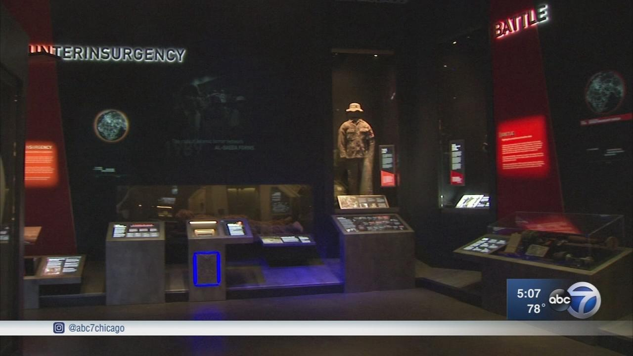 First Division Museum reopens updated Big Red One exhibits