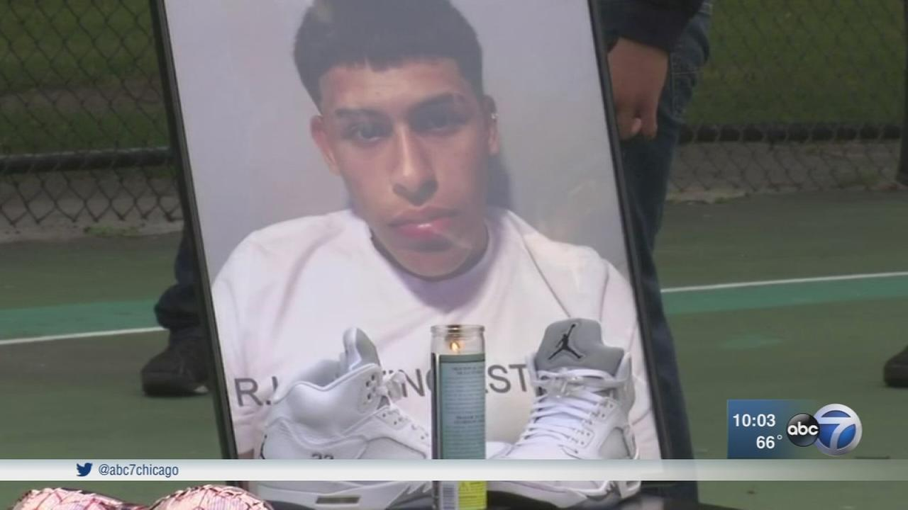 Boy, 17, fatally shot on Cicero basketball court