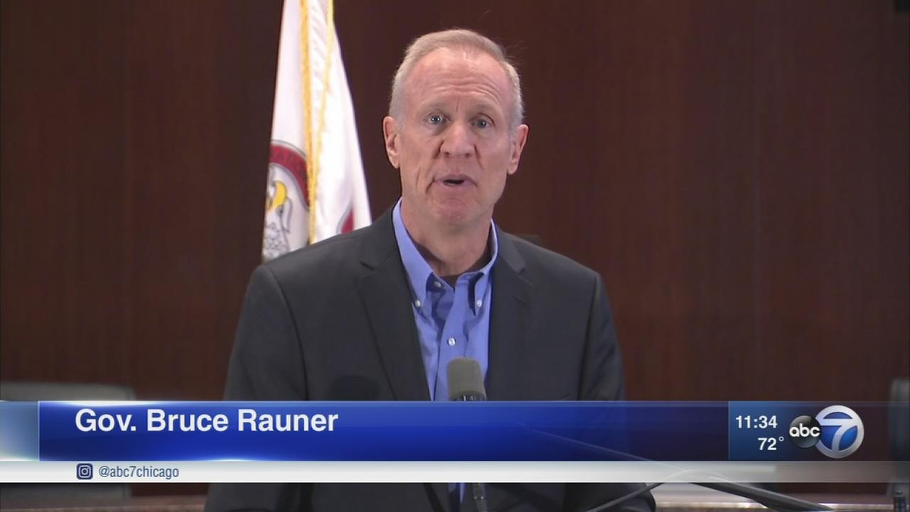 3 more Rauner staffers resign