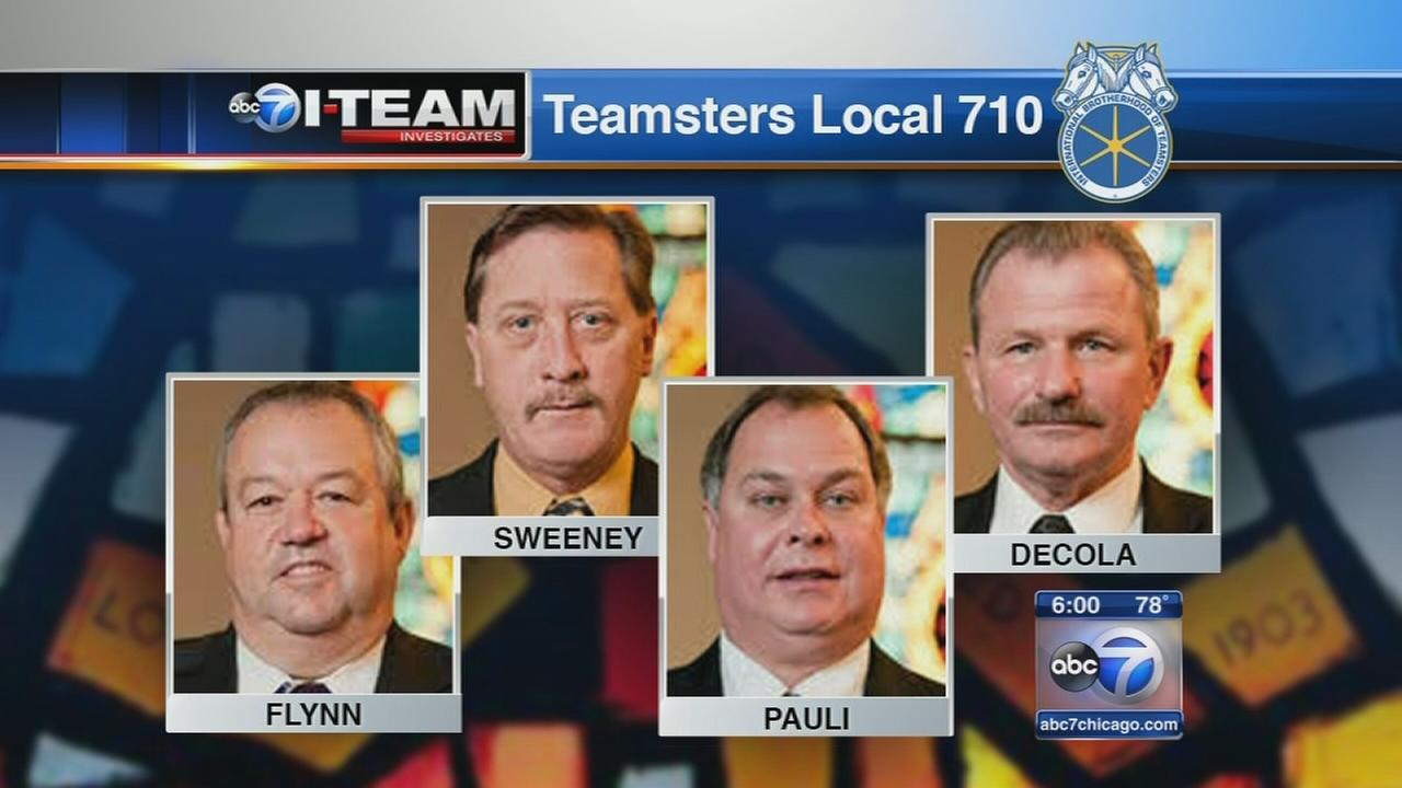 I Team: Teamsters in turmoil
