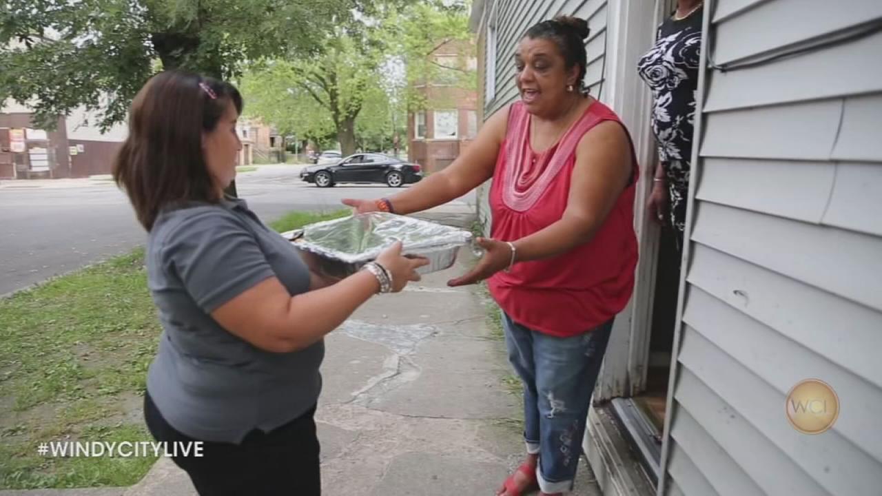 4 Star Chicagoan: Wedding company donates leftovers to needy