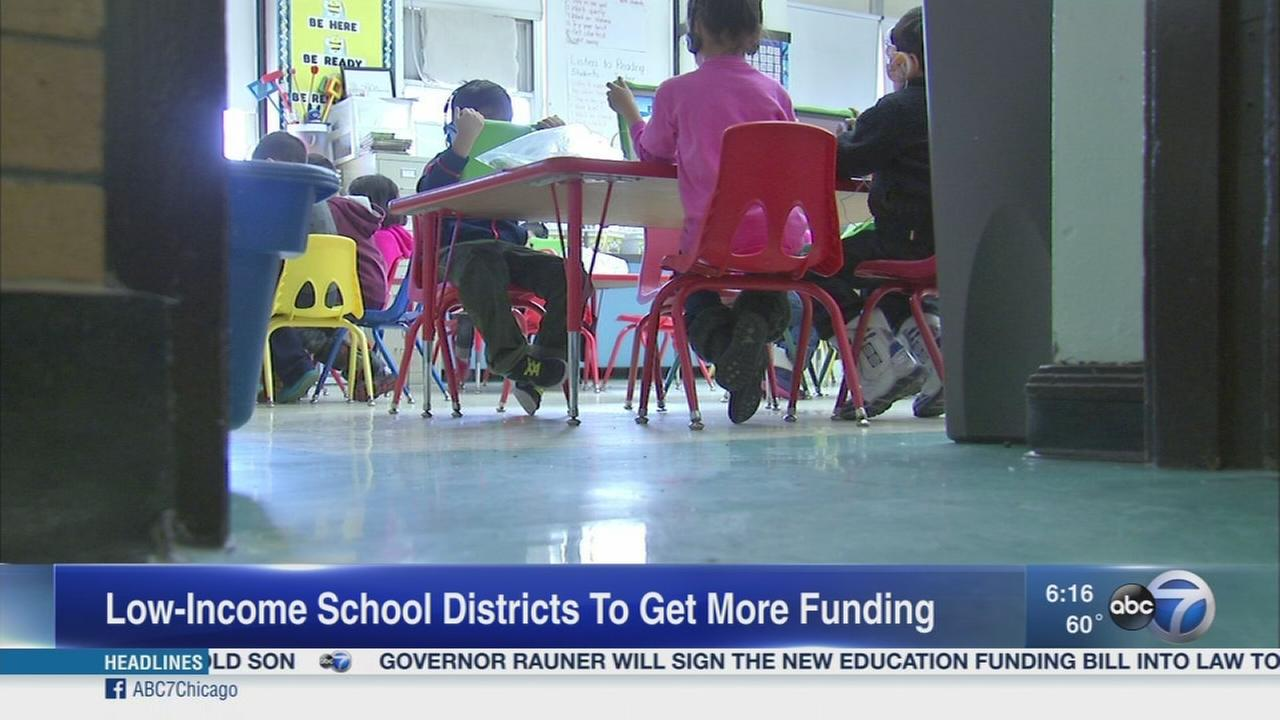 IL ed secretary explains school funding bill