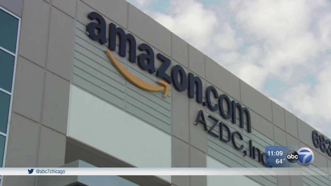 Prime real estate: Amazon looks for 2nd headquarters